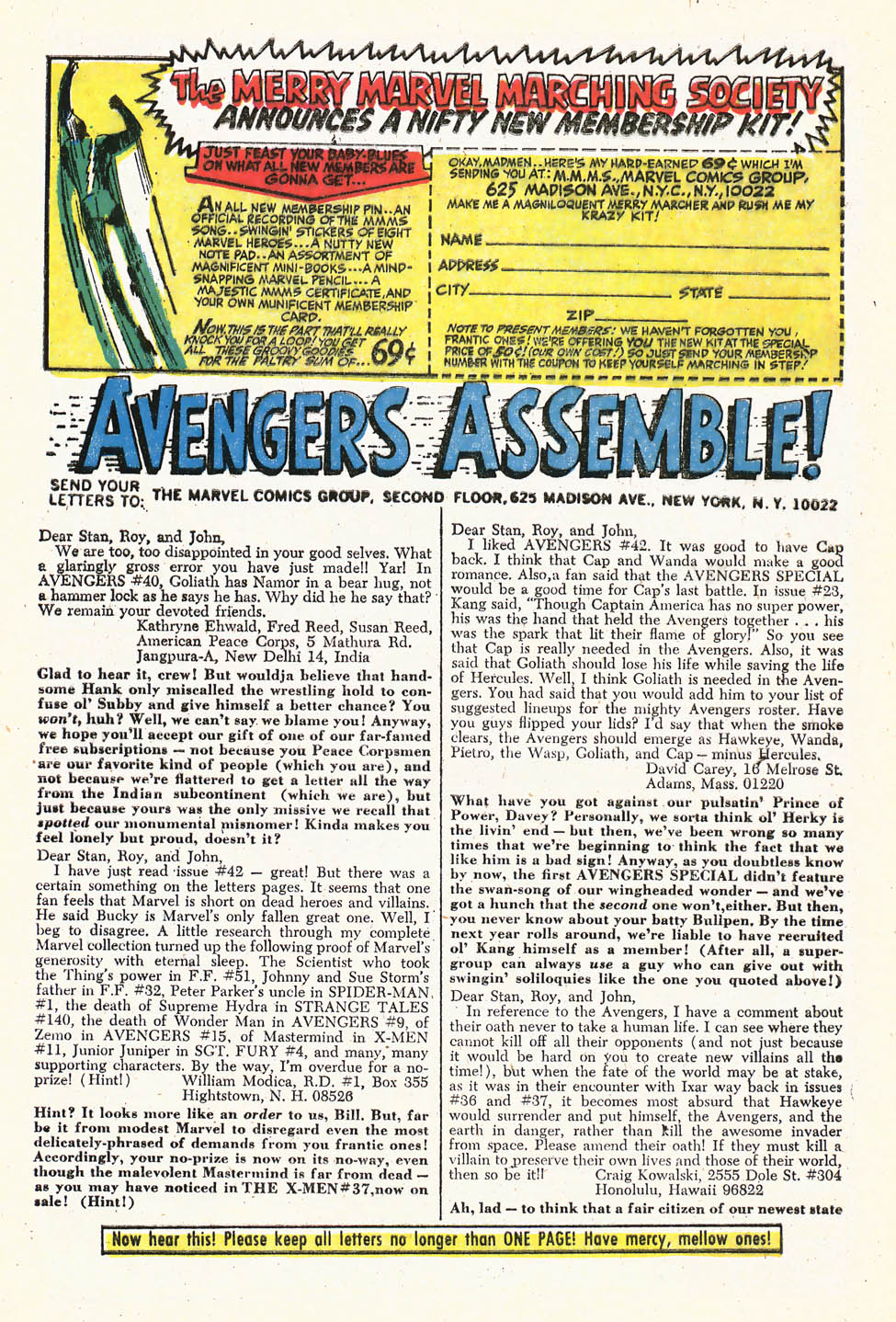 The Avengers (1963) 45 Page 22