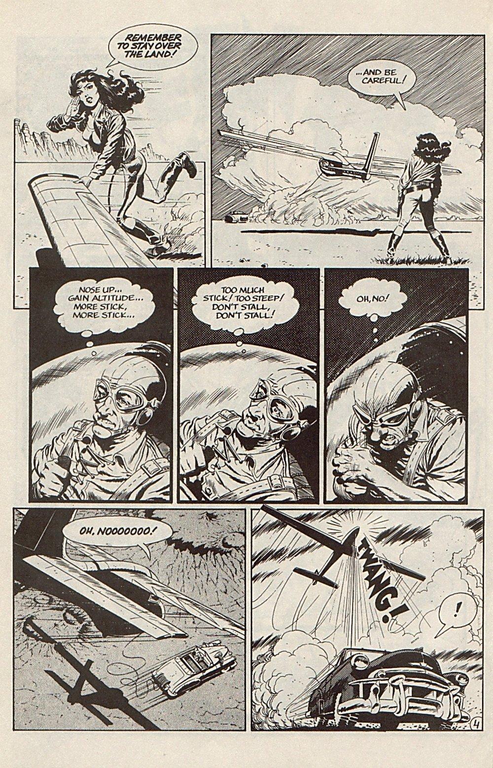 Read online Xenozoic Tales comic -  Issue #6 - 16