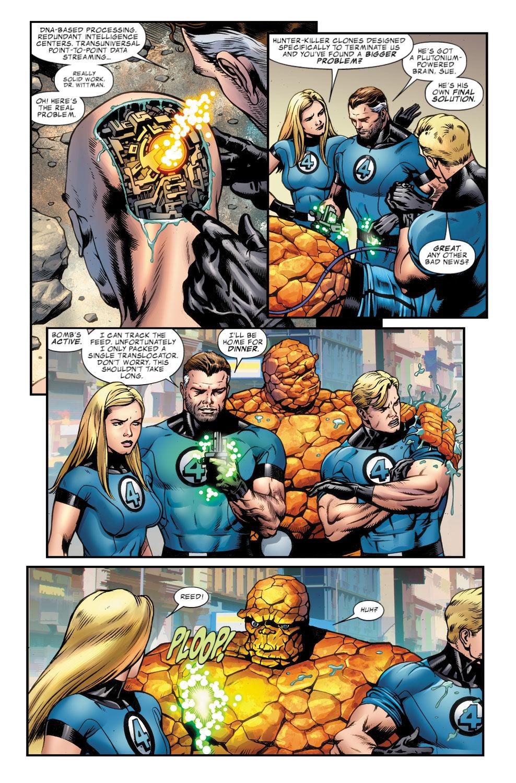 Read online Fantastic Four: Season One comic -  Issue # TPB - 116