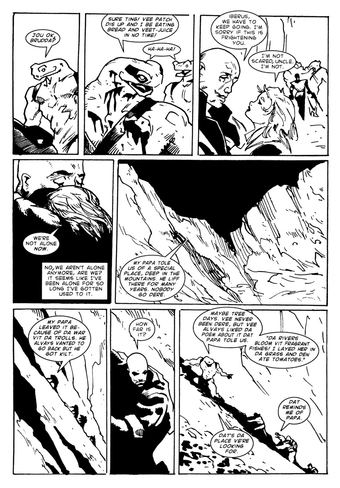 Negative Burn issue 43 - Page 7