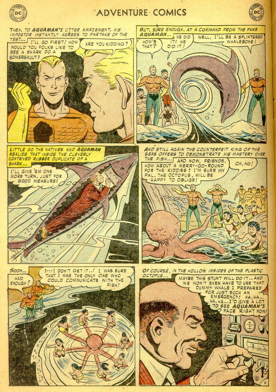 Read online Adventure Comics (1938) comic -  Issue #181 - 19