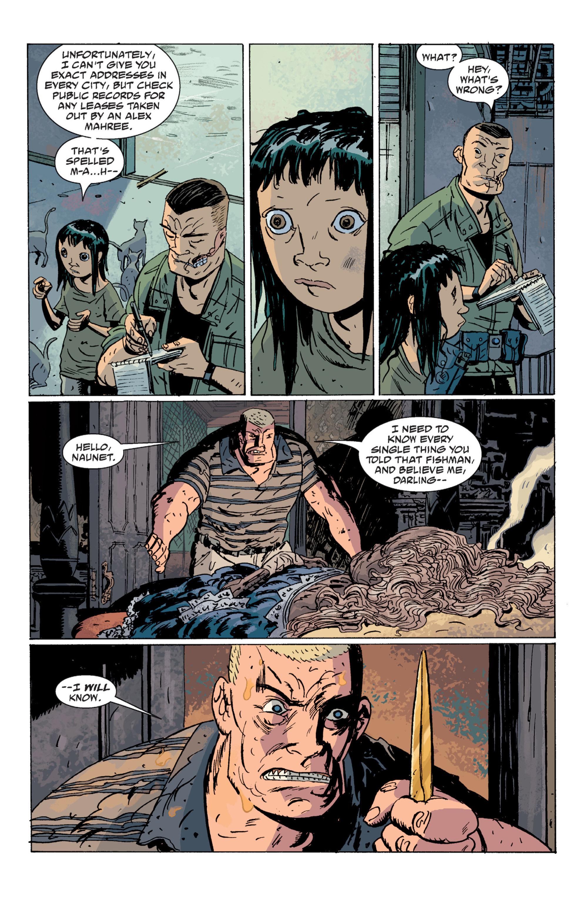 Read online B.P.R.D. (2003) comic -  Issue # TPB 7 - 106
