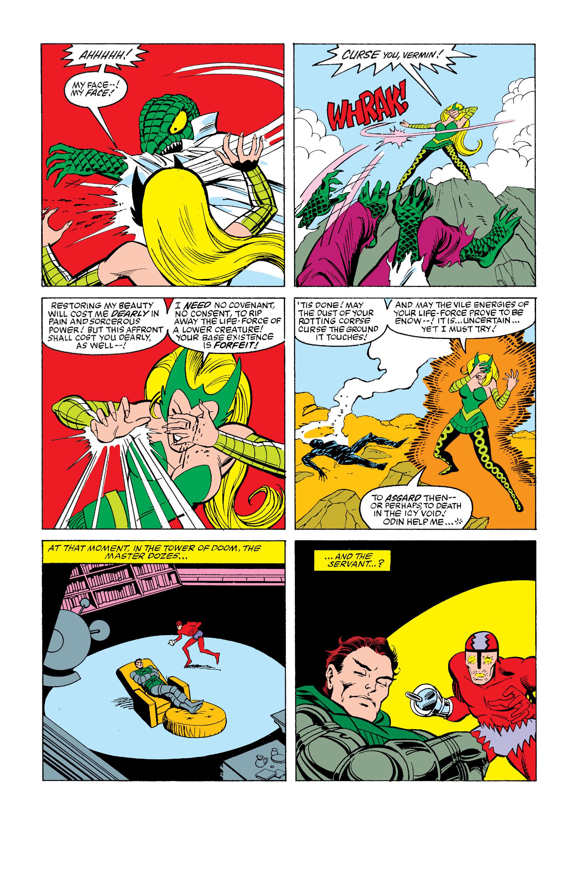 Read online Secret Wars (1985) comic -  Issue #12 - 14