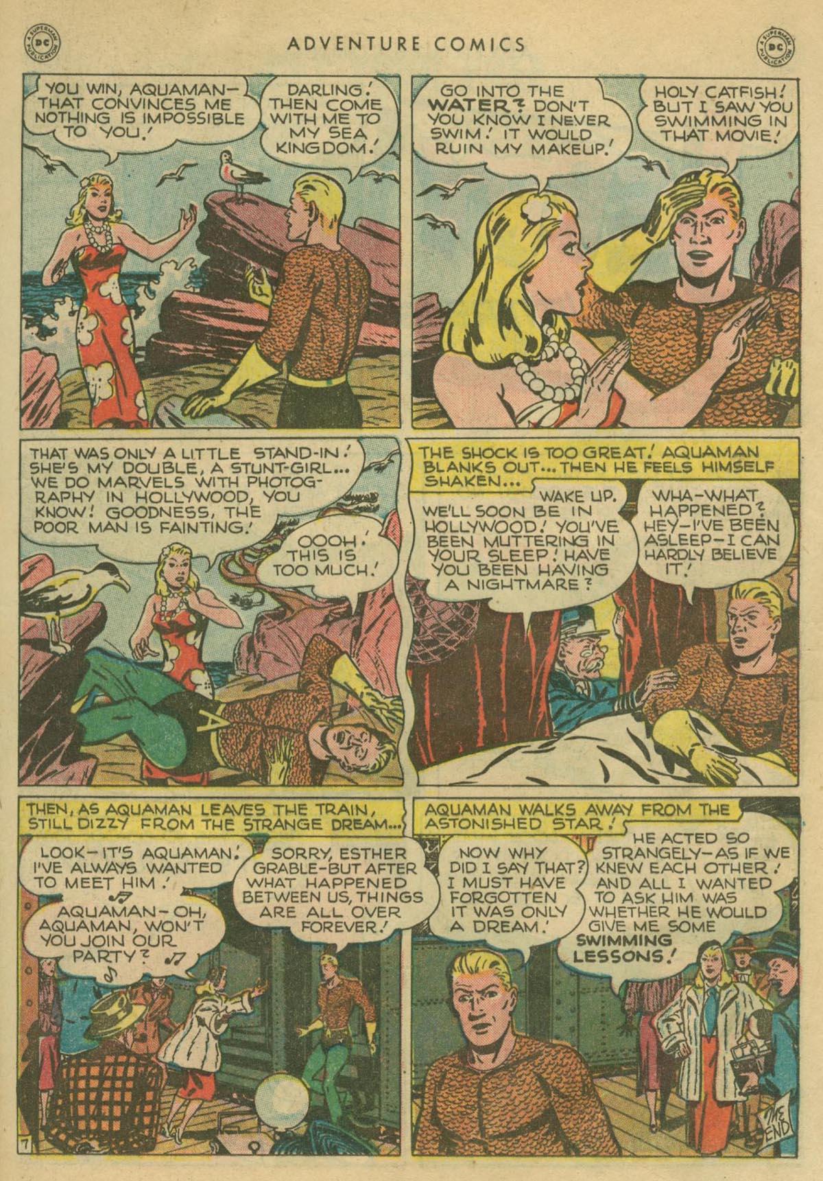 Read online Adventure Comics (1938) comic -  Issue #130 - 20