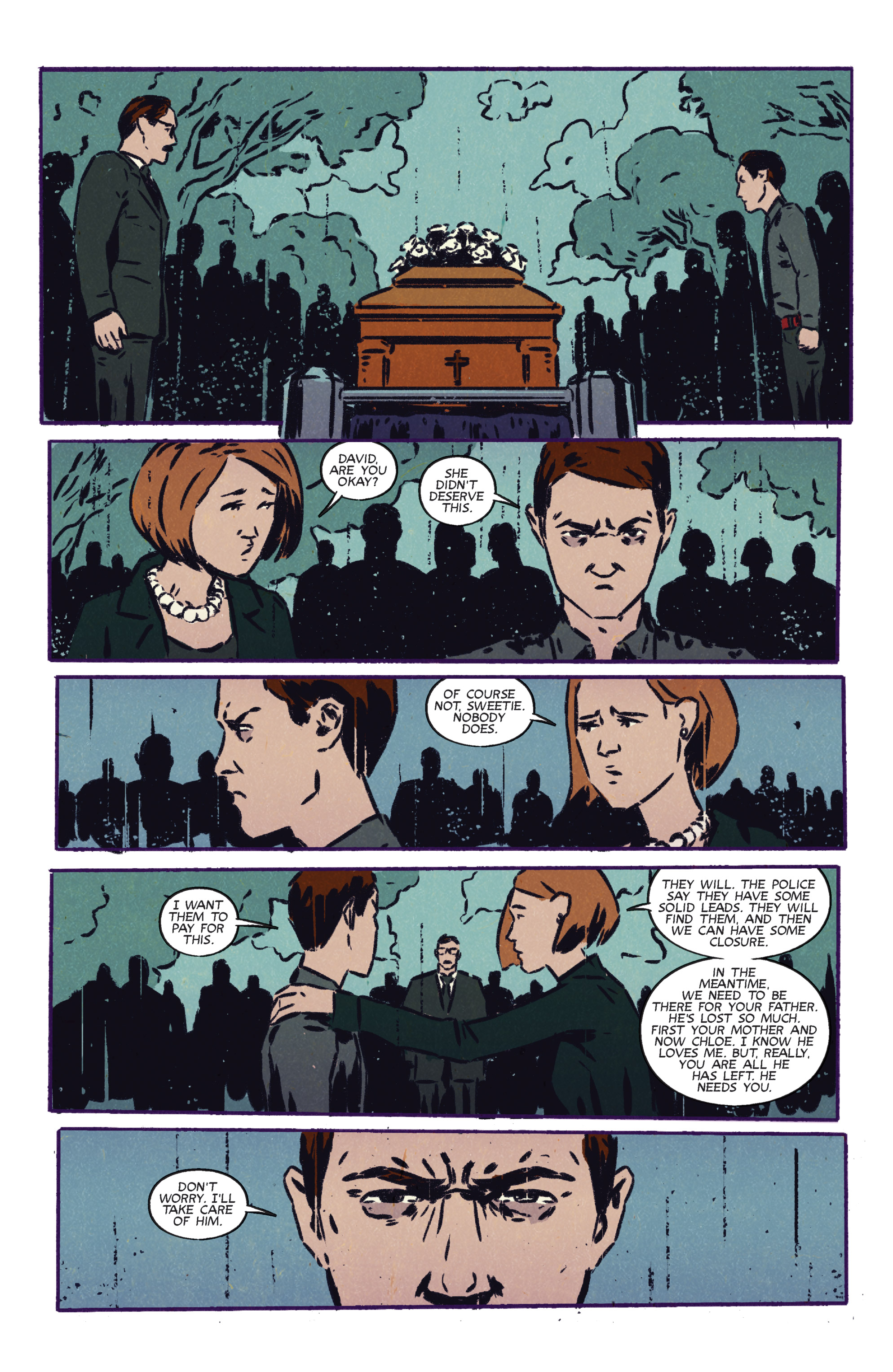 Read online Night Owl Society comic -  Issue #3 - 24