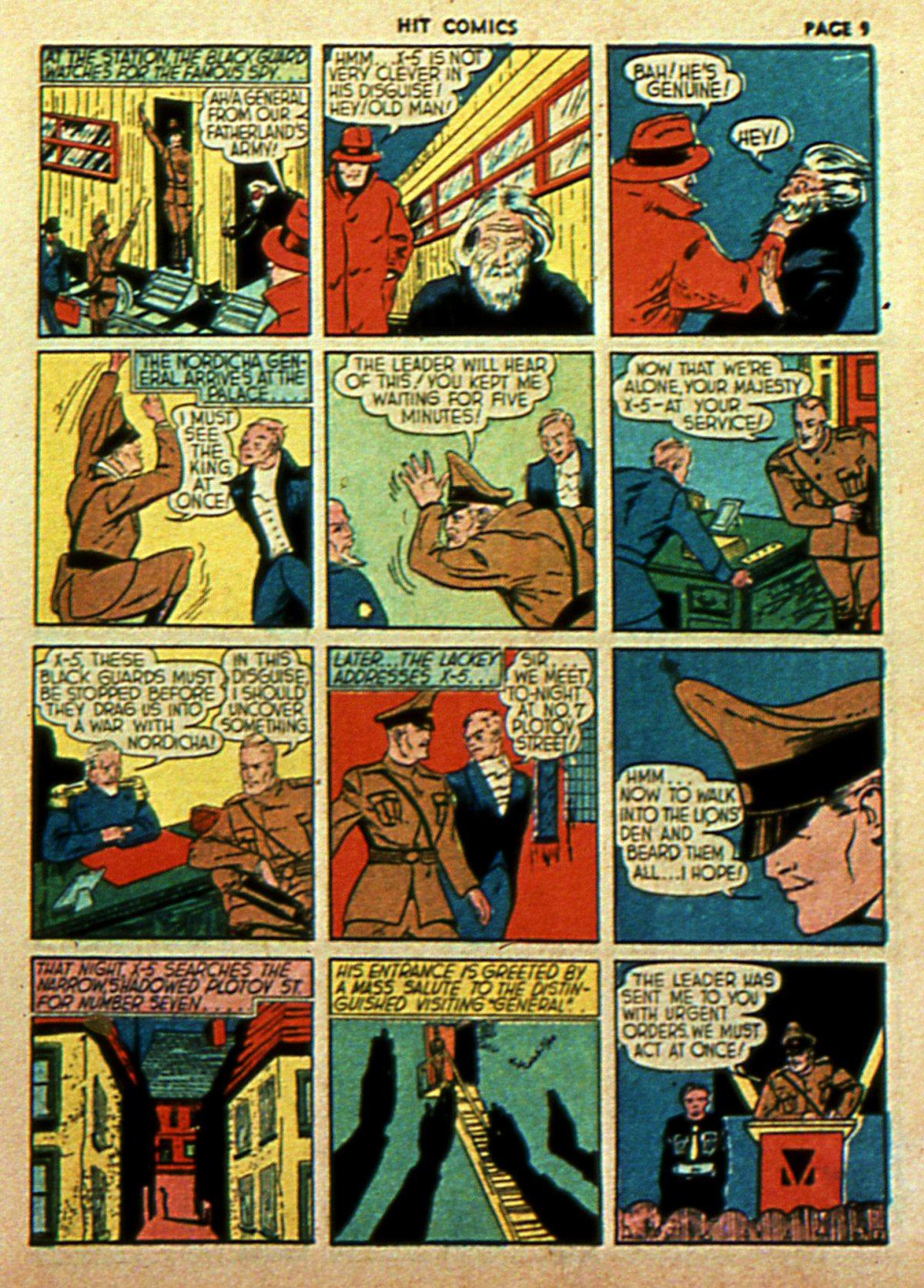 Read online Hit Comics comic -  Issue #2 - 11