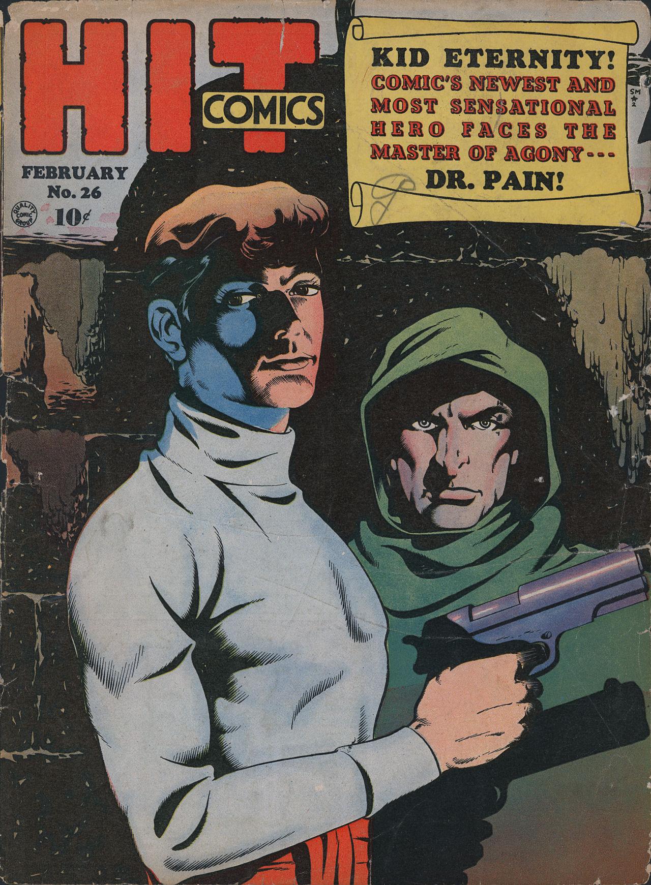 Read online Hit Comics comic -  Issue #26 - 1