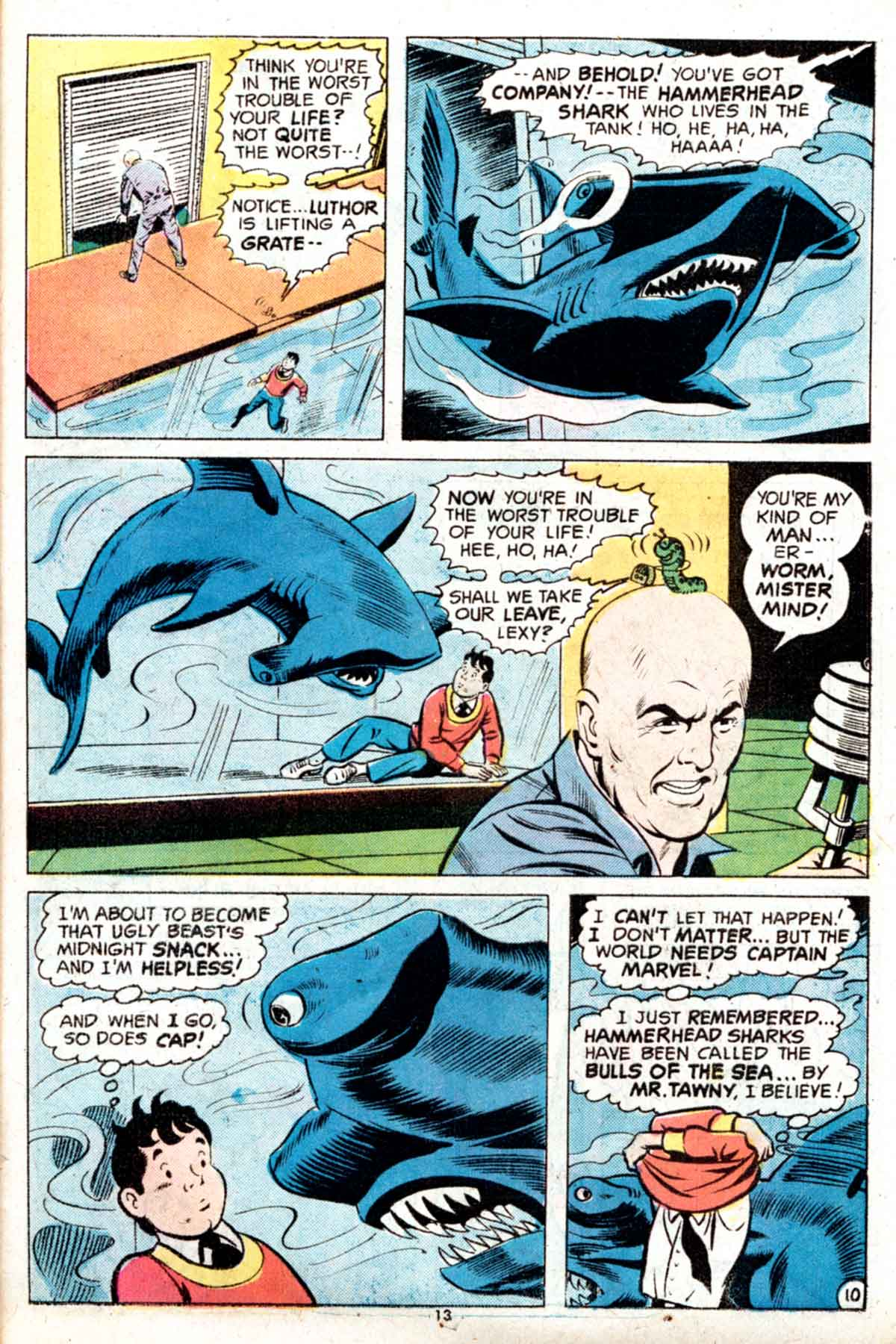 Read online Shazam! (1973) comic -  Issue #15 - 13
