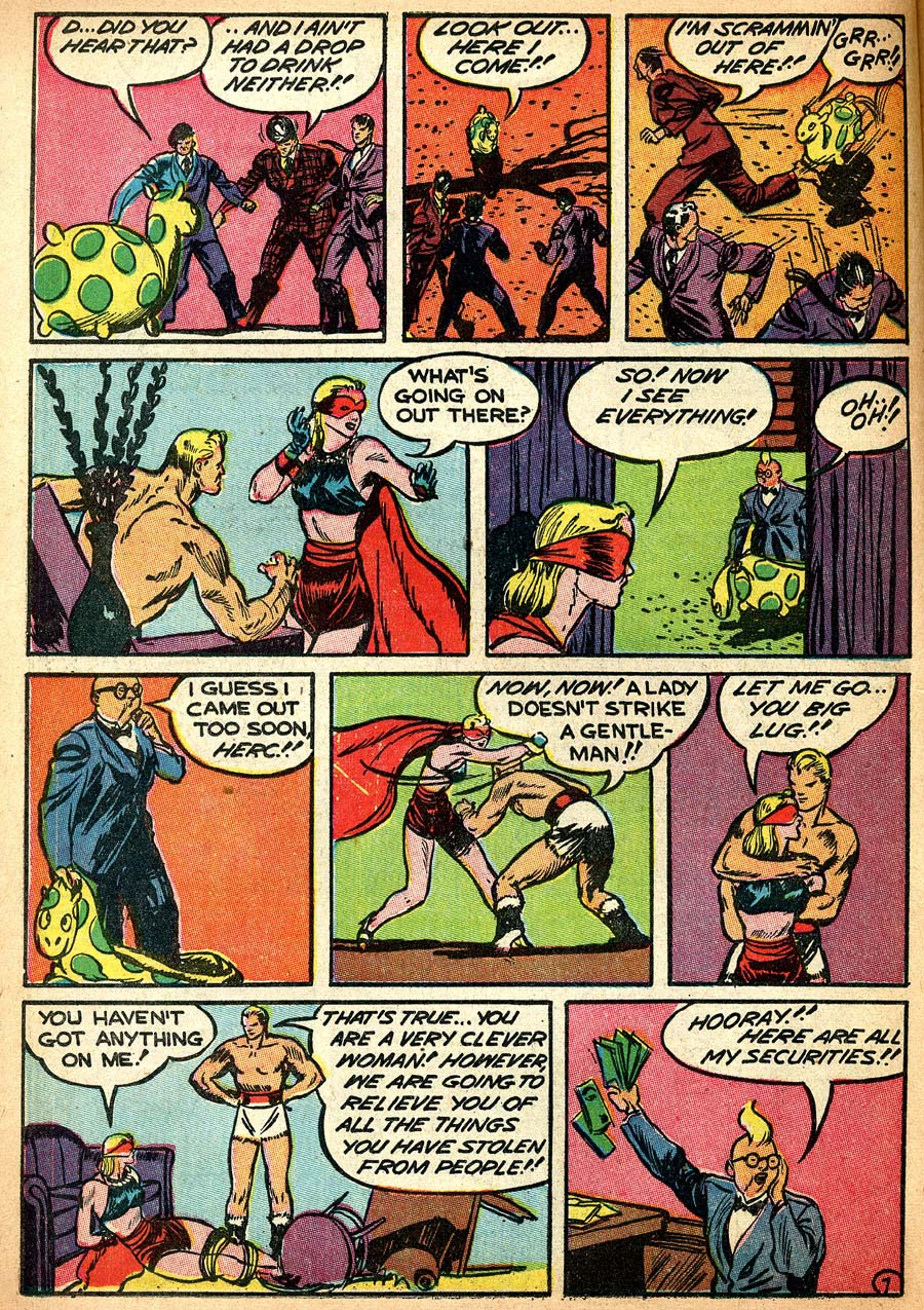 Blue Ribbon Comics (1939) issue 8 - Page 22