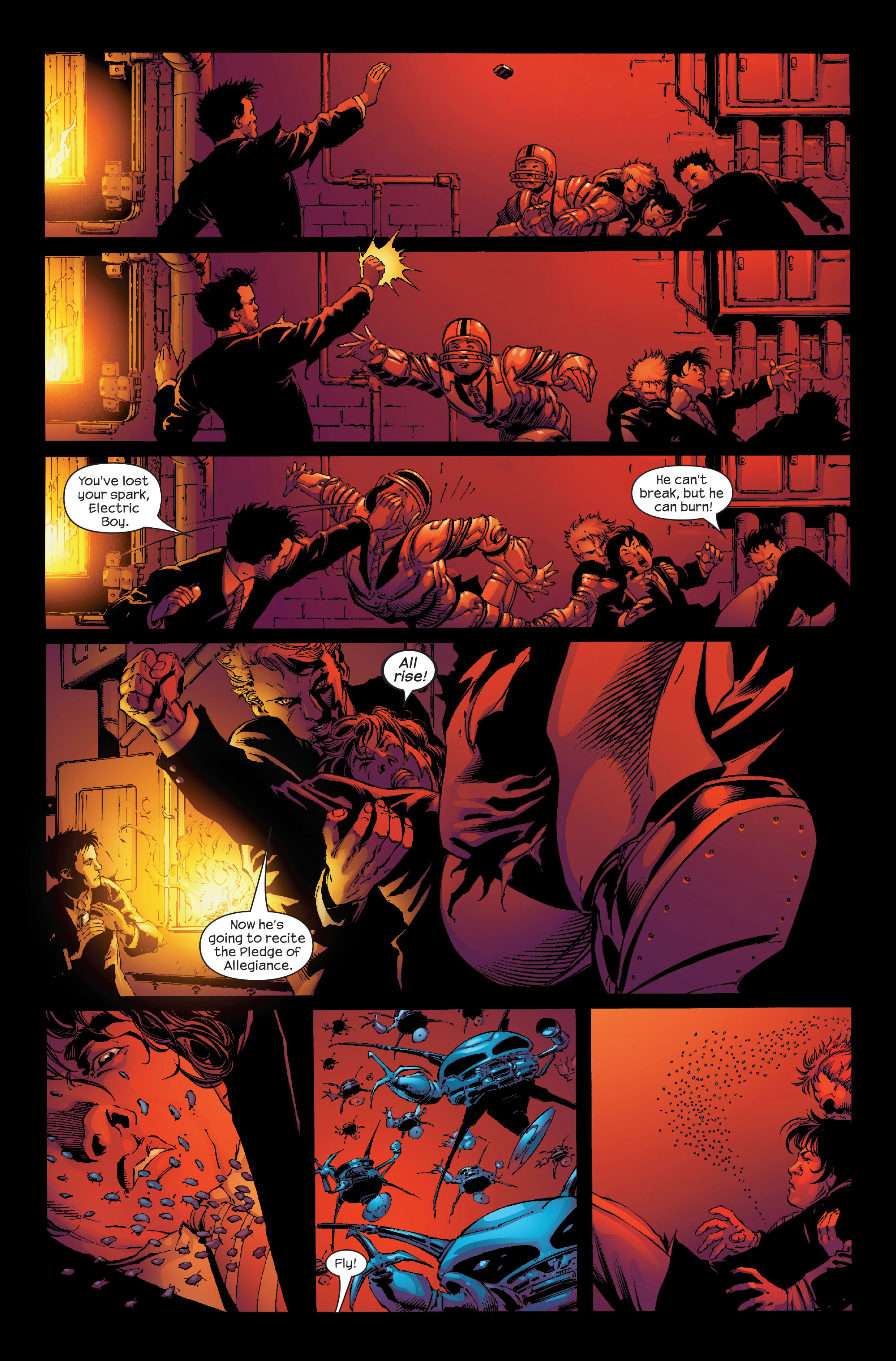 Read online Ultimate Iron Man (2005) comic -  Issue #4 - 3