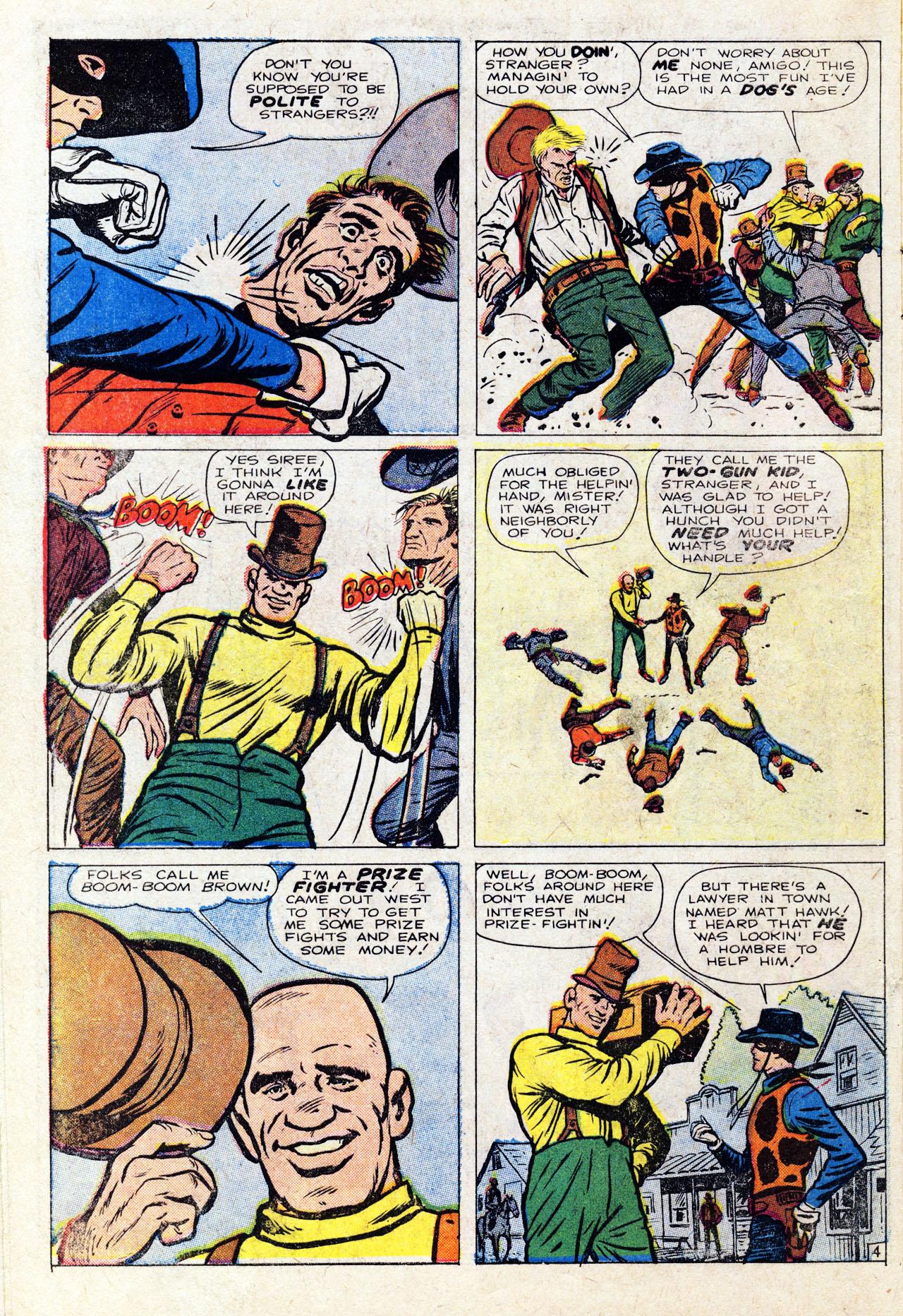 Read online Two-Gun Kid comic -  Issue #64 - 6