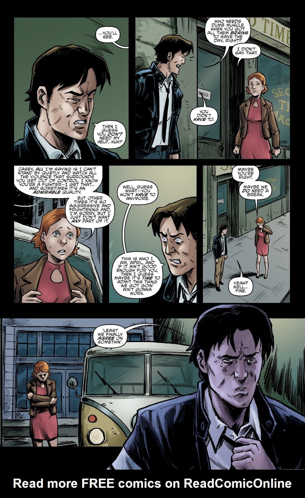 Read online Teenage Mutant Ninja Turtles: The IDW Collection comic -  Issue # TPB 7 (Part 2) - 17