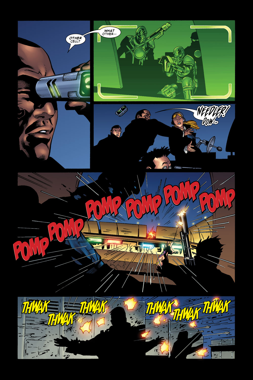Read online Amazing Fantasy (2004) comic -  Issue #11 - 17