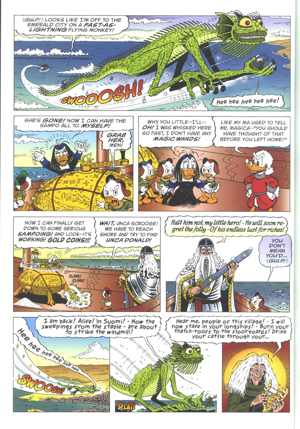 Read online Uncle Scrooge (1953) comic -  Issue #334 - 26