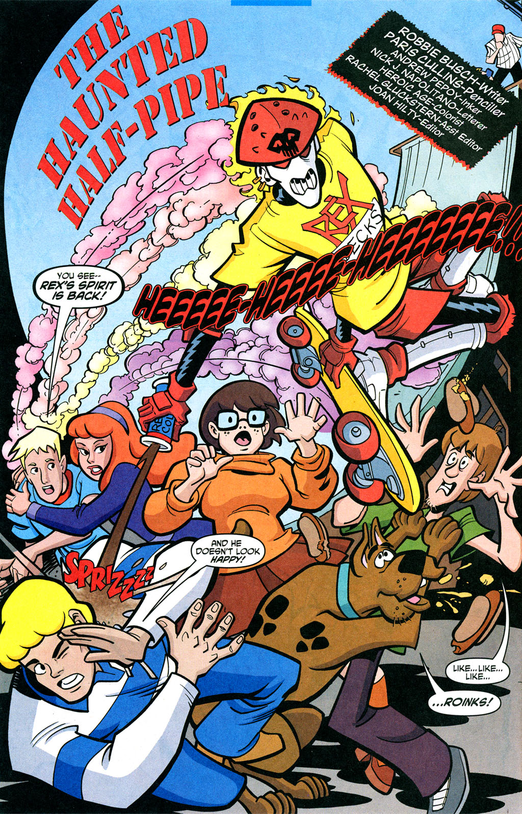 Read online Scooby-Doo (1997) comic -  Issue #94 - 3