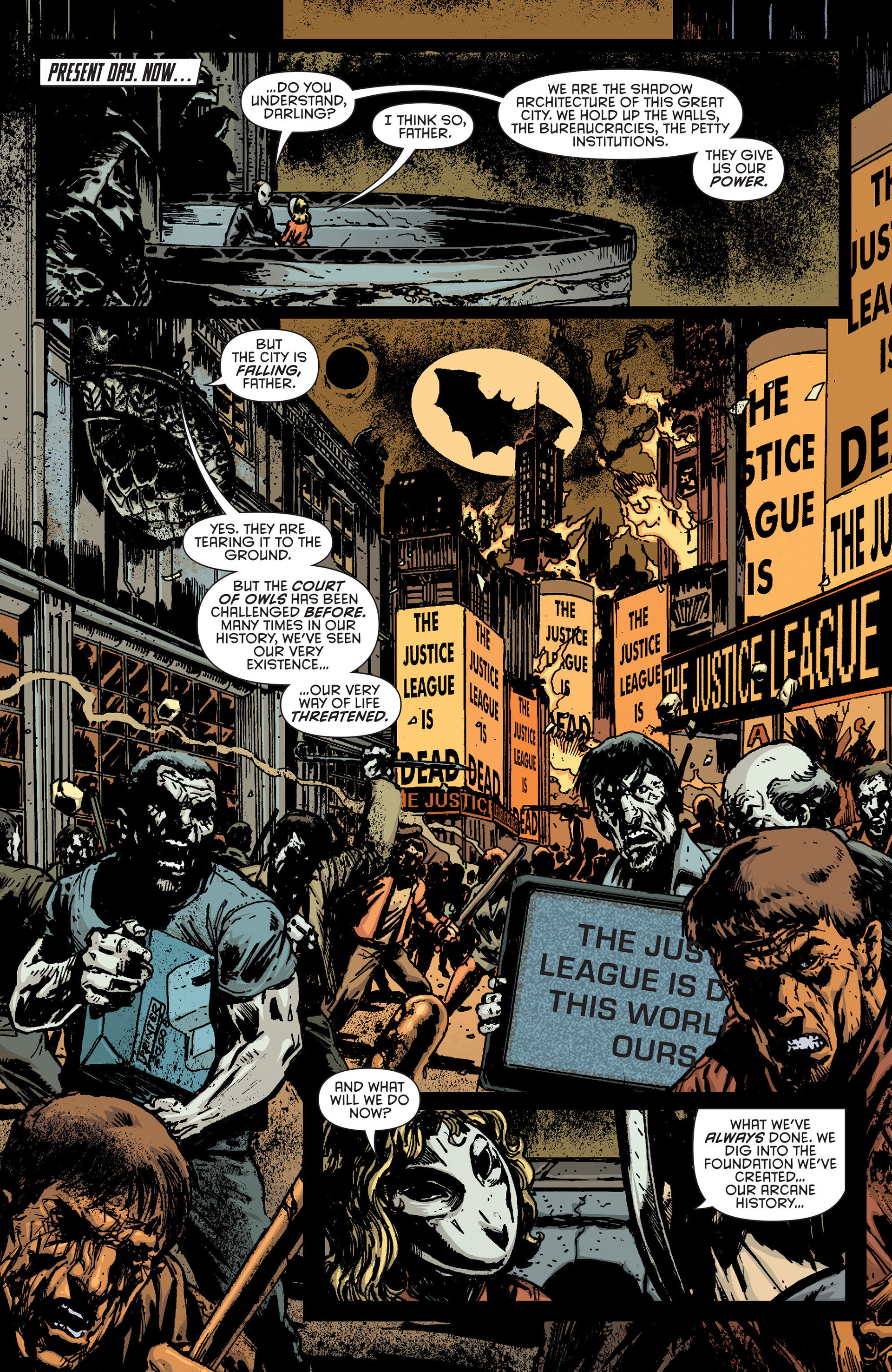 Read online Batman and Robin (2011) comic -  Issue #23.2 - 6
