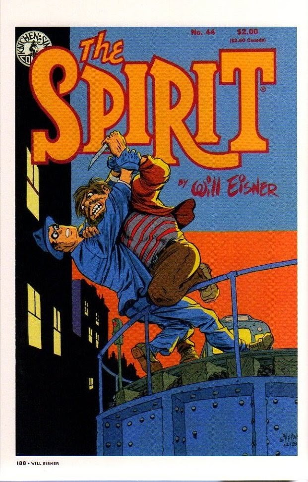 Read online Will Eisner's The Spirit Archives comic -  Issue # TPB 26 (Part 2) - 95