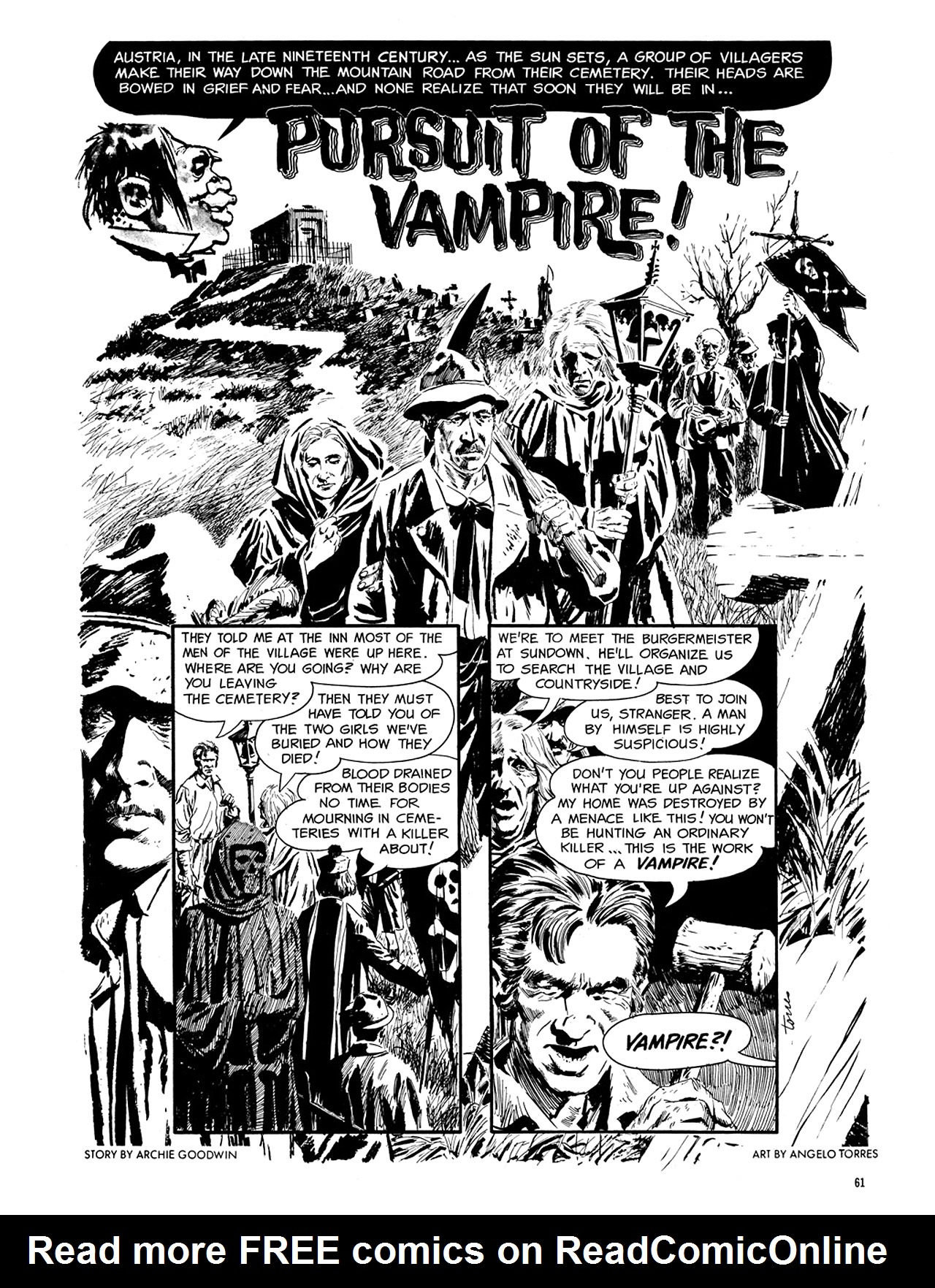 Read online Eerie Archives comic -  Issue # TPB 5 - 62