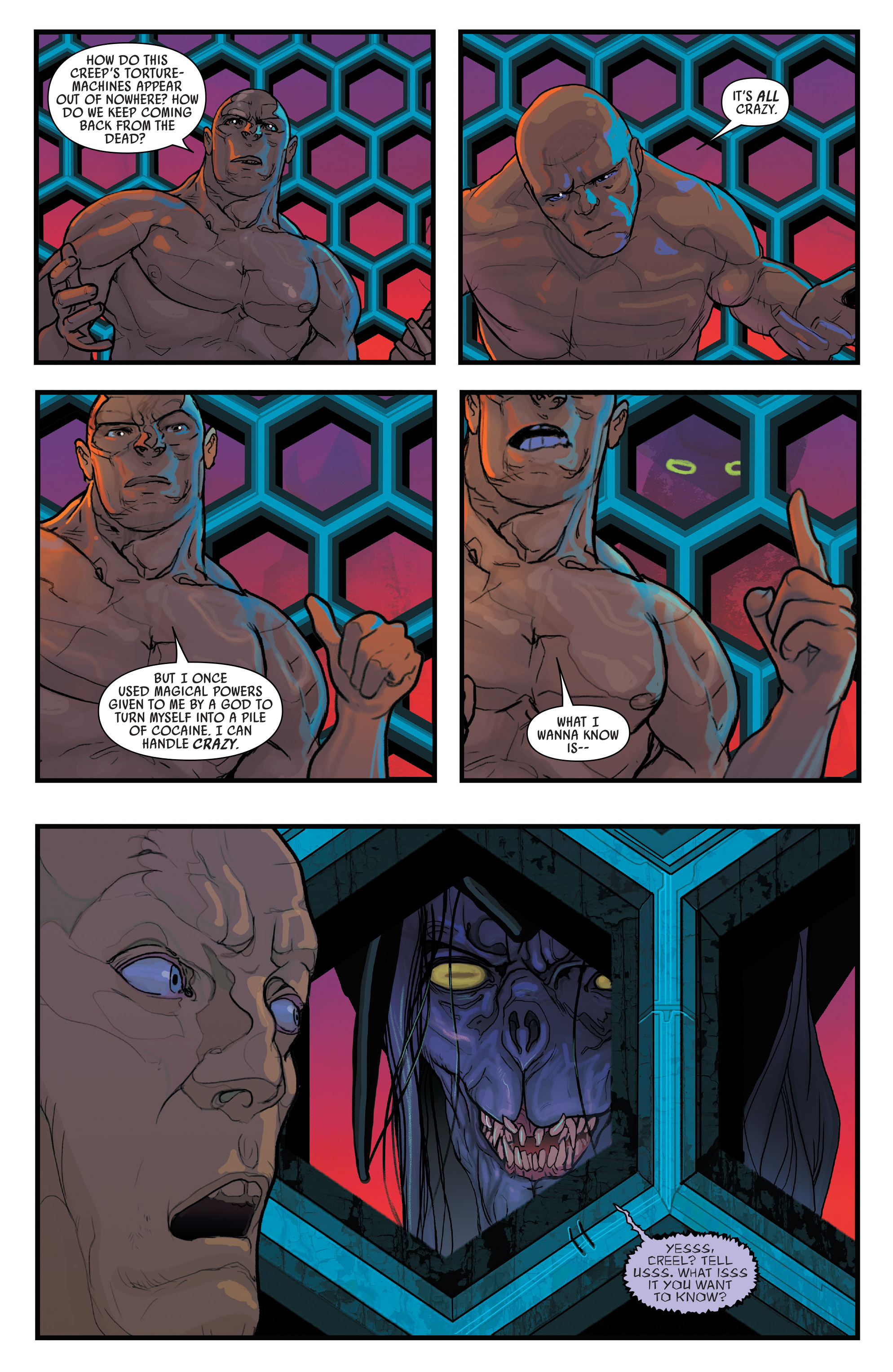 Read online Black Bolt comic -  Issue #2 - 9