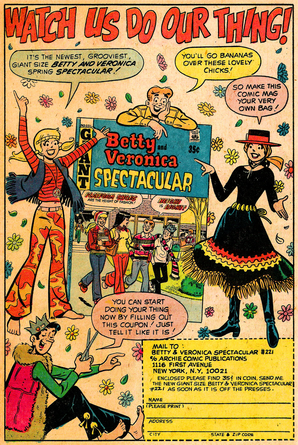 Read online Archie's Girls Betty and Veronica comic -  Issue #222 - 27