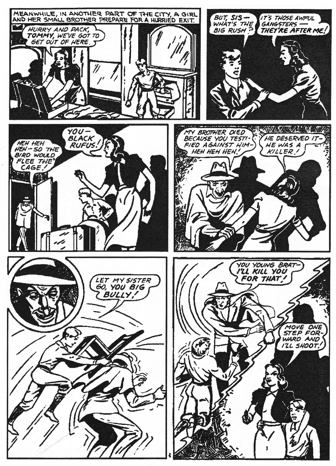 Read online Men of Mystery Comics comic -  Issue #83 - 72