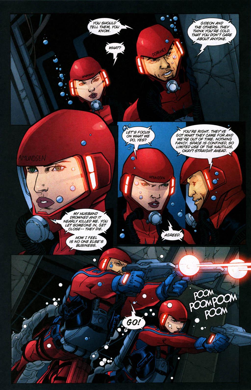 Read online Aquaman (2003) comic -  Issue #24 - 18