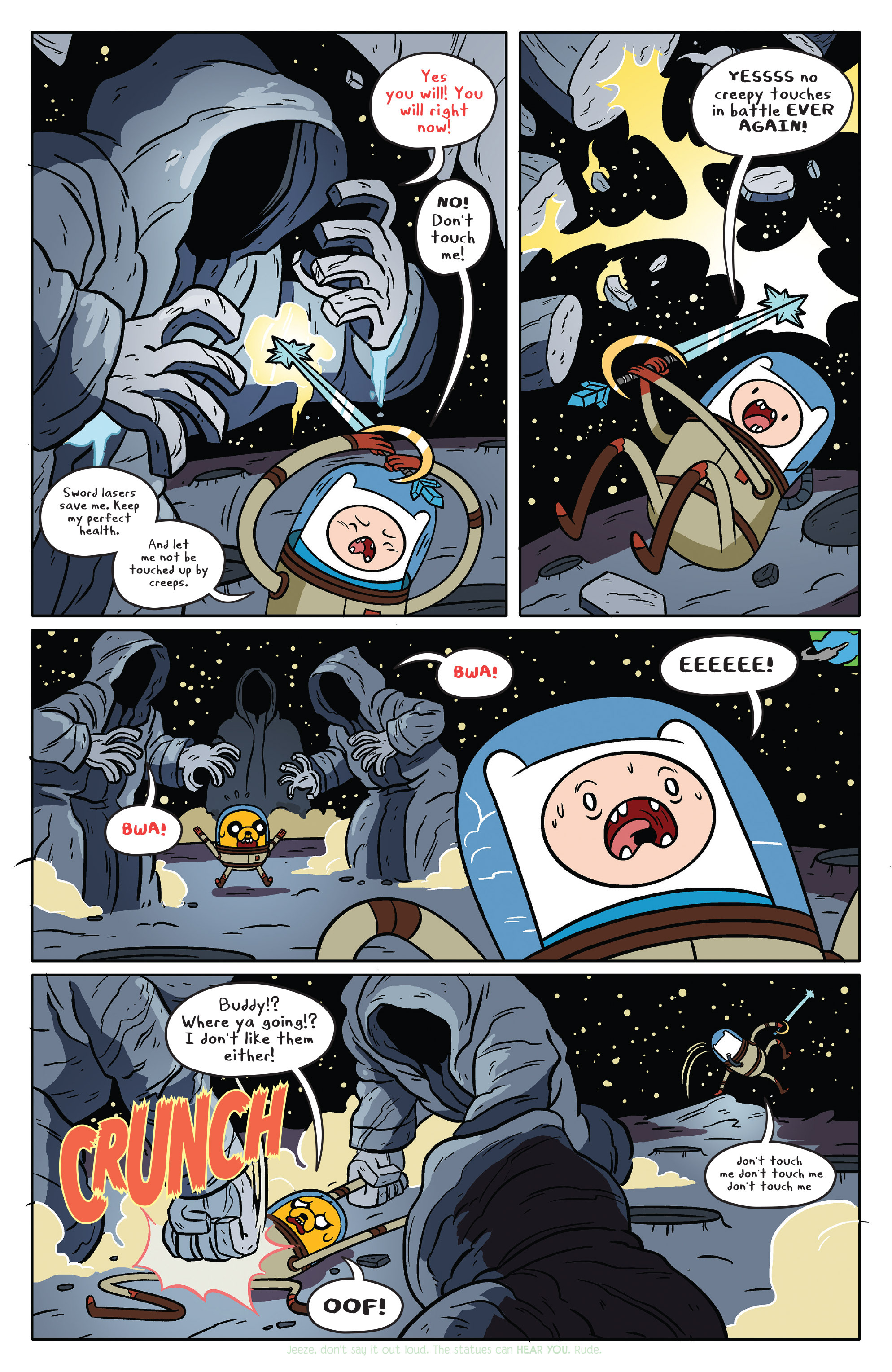 Read online Adventure Time comic -  Issue #36 - 14