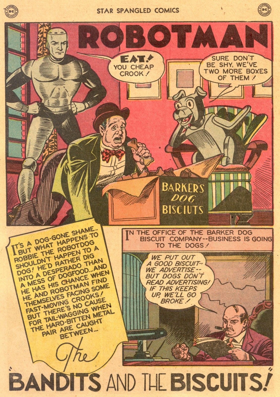 Star Spangled Comics (1941) issue 80 - Page 15