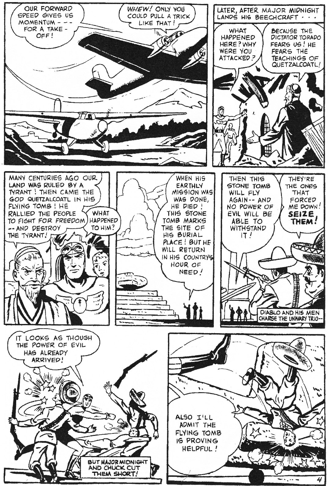 Read online Men of Mystery Comics comic -  Issue #73 - 19