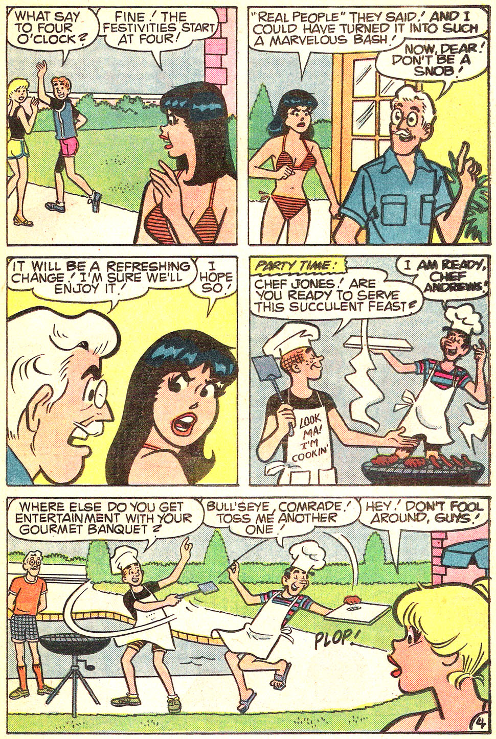 Read online Archie's Girls Betty and Veronica comic -  Issue #311 - 22