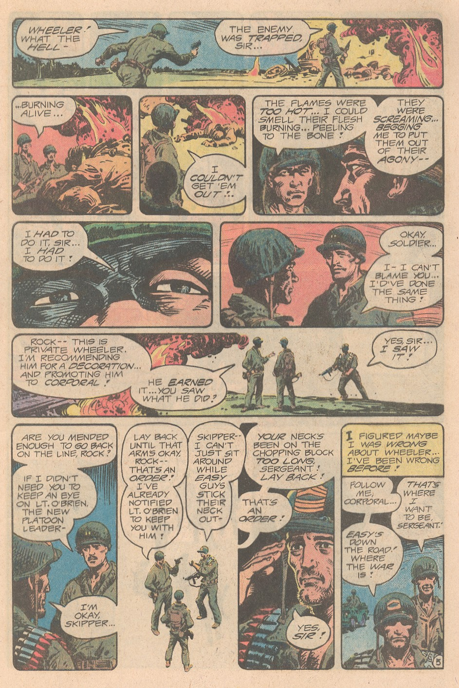 Sgt. Rock issue 379 - Page 6
