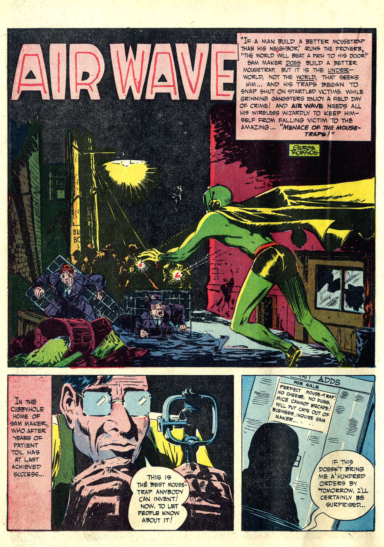 Read online Detective Comics (1937) comic -  Issue #78 - 38