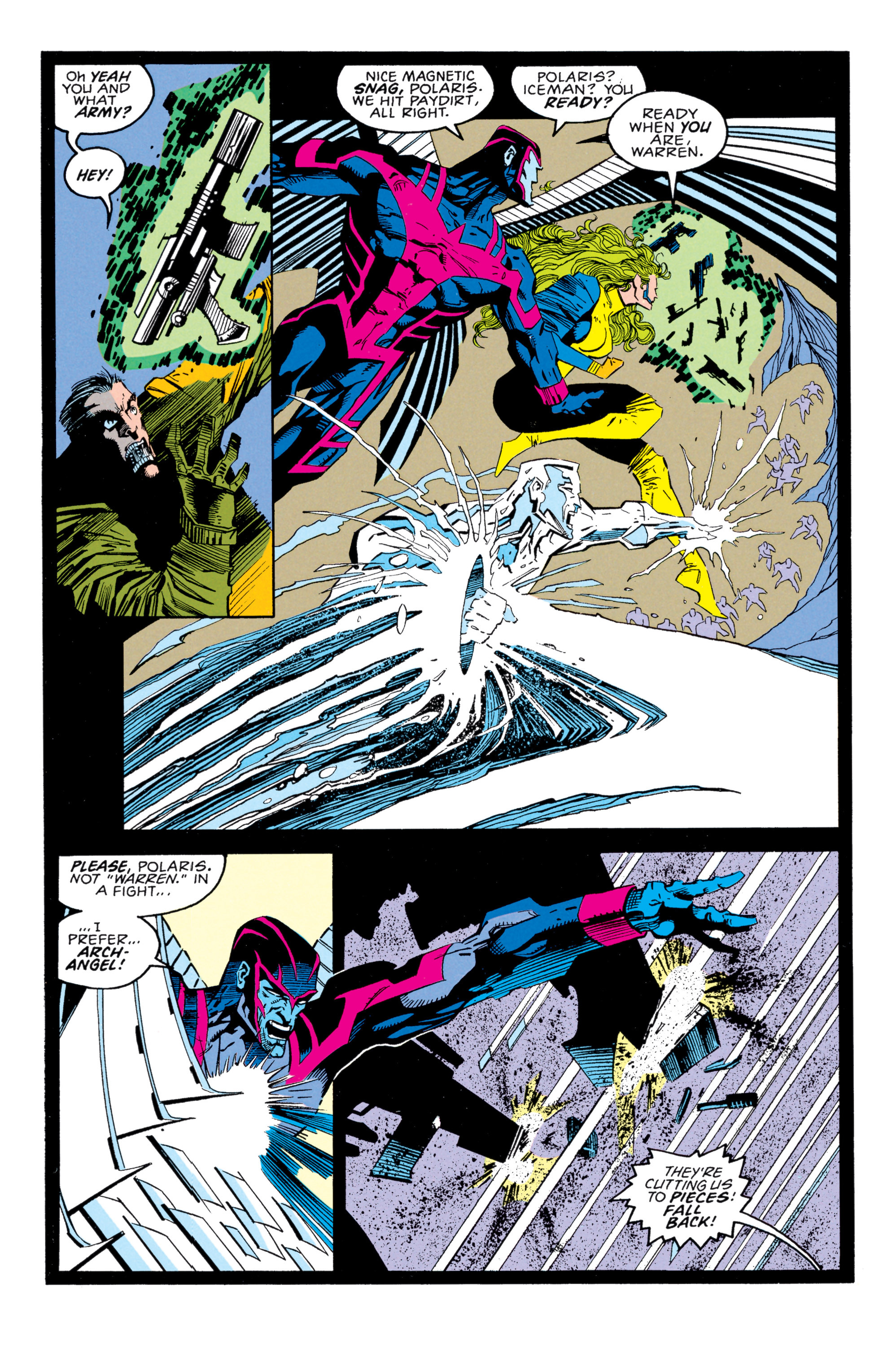 Read online X-Factor (1986) comic -  Issue #85 - 5