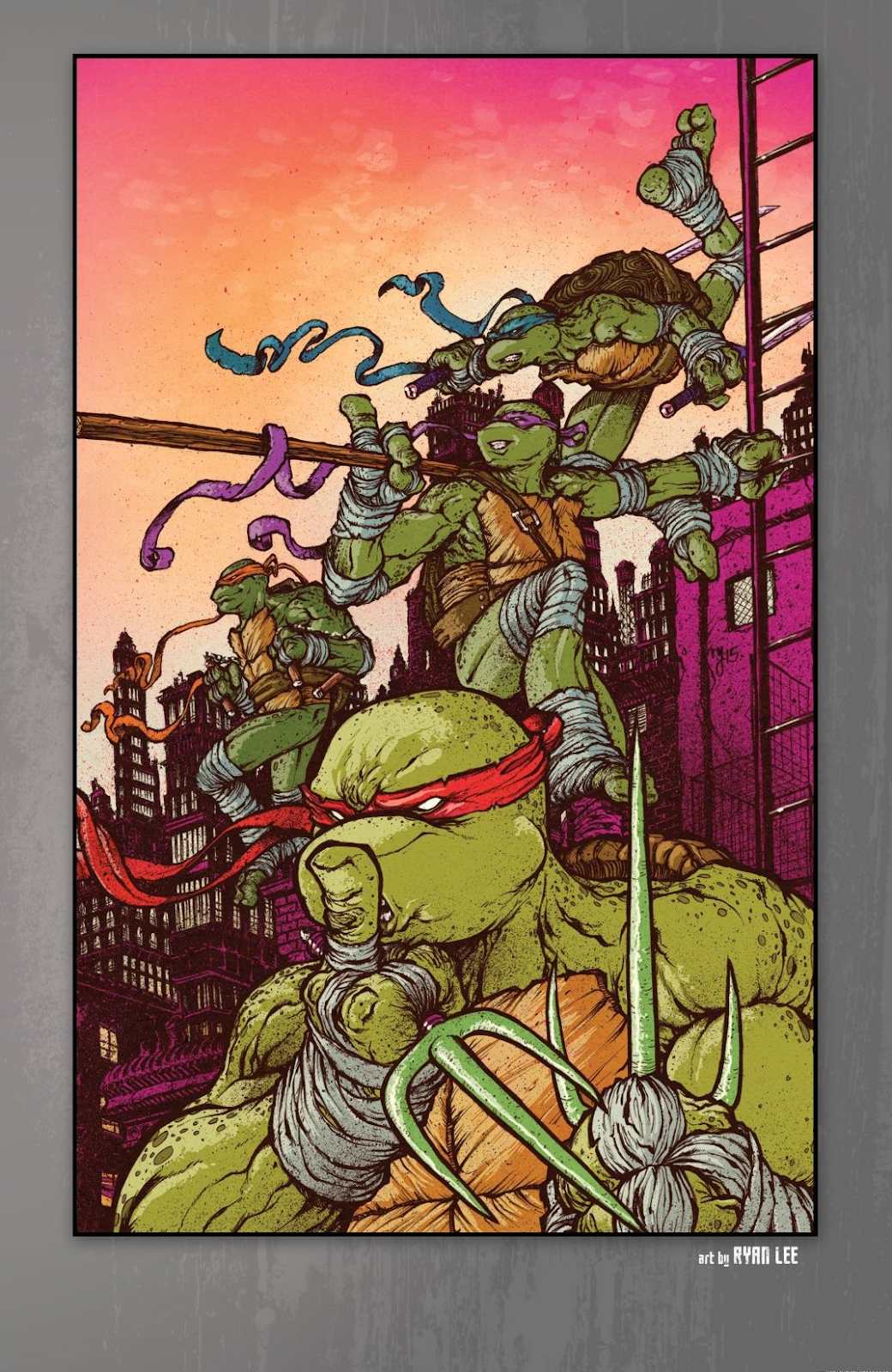 Read online Teenage Mutant Ninja Turtles: The IDW Collection comic -  Issue # TPB 8 (Part 4) - 19