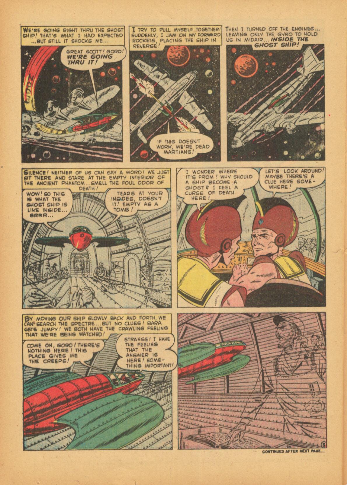 Read online Adventures into Weird Worlds comic -  Issue #3 - 24