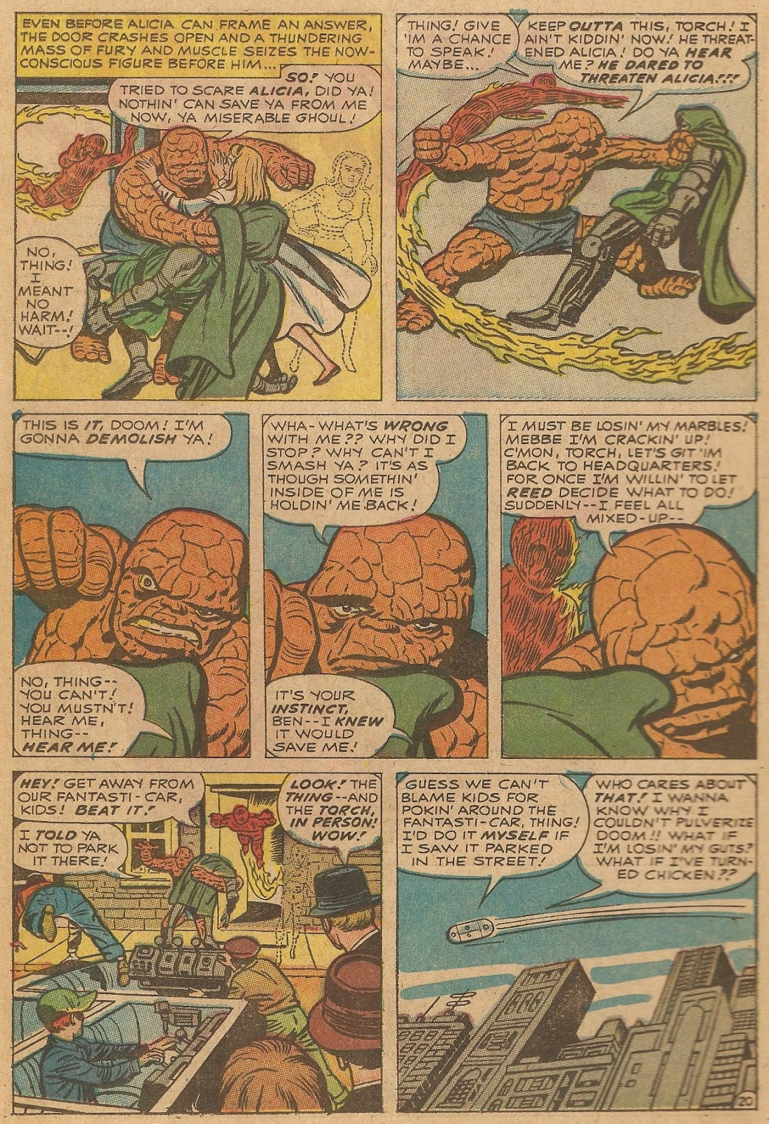 Marvel Collectors' Item Classics issue 8 - Page 22