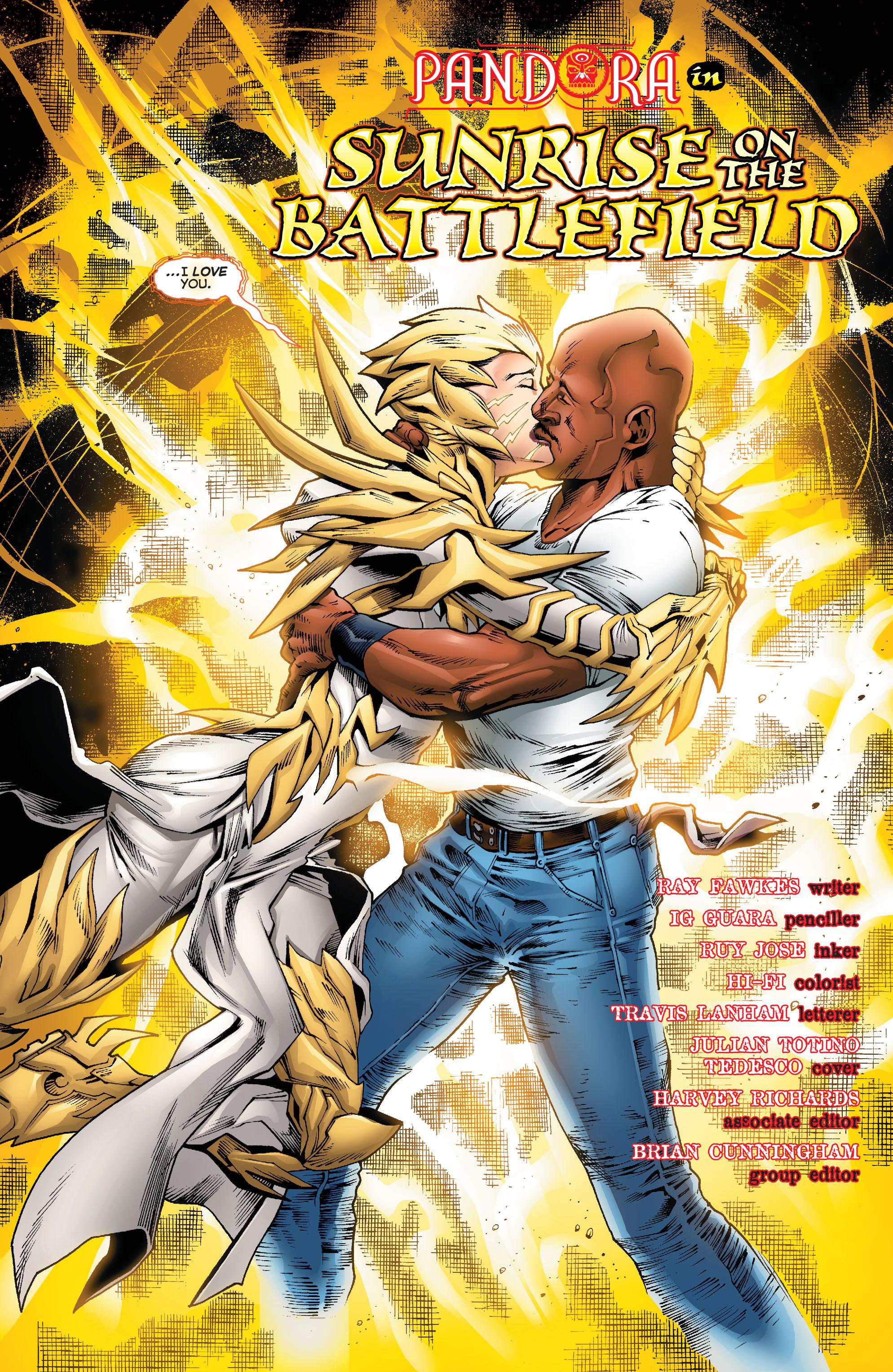 Read online Trinity of Sin: Pandora comic -  Issue #10 - 5