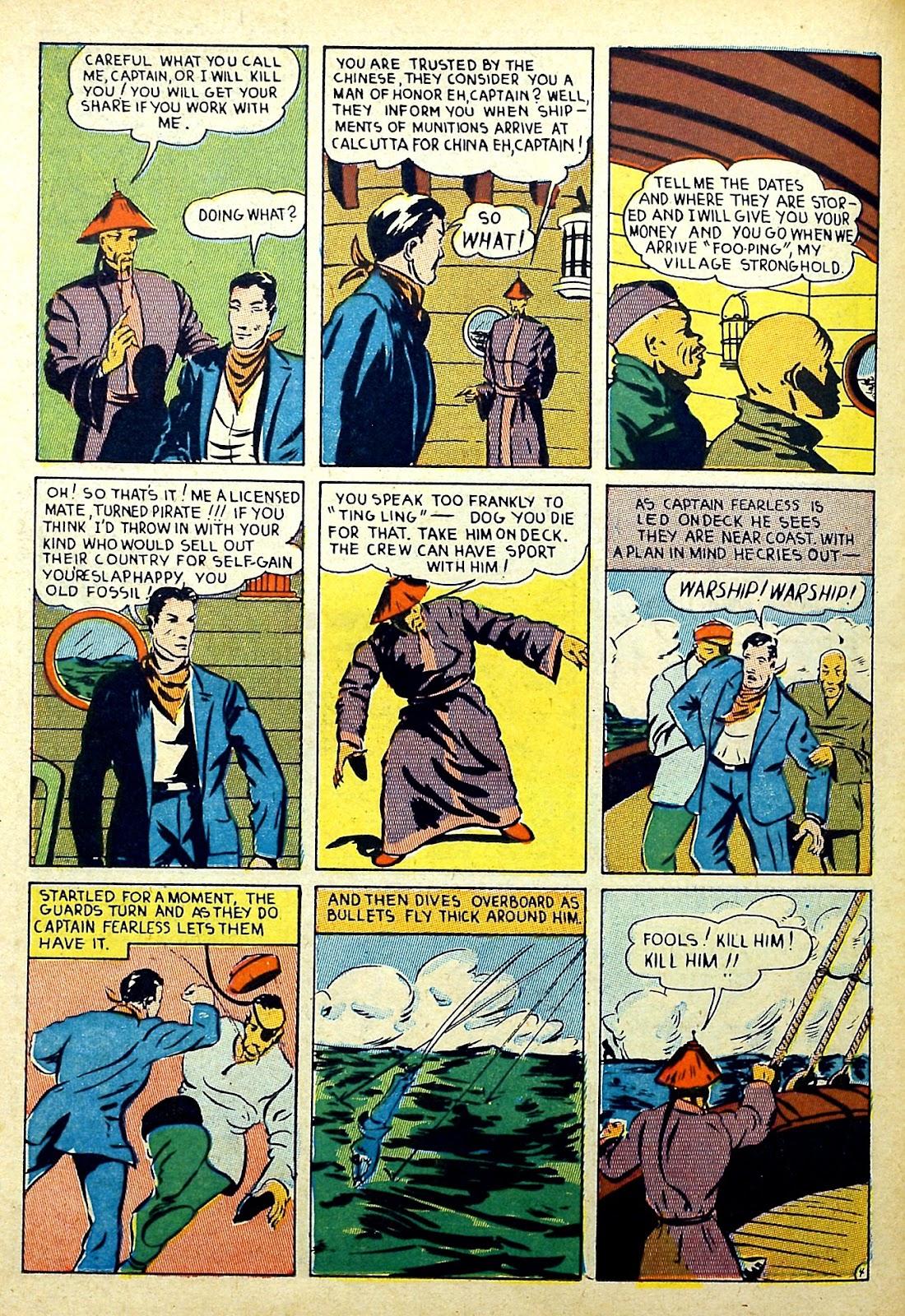 Read online Silver Streak Comics comic -  Issue #22 - 44