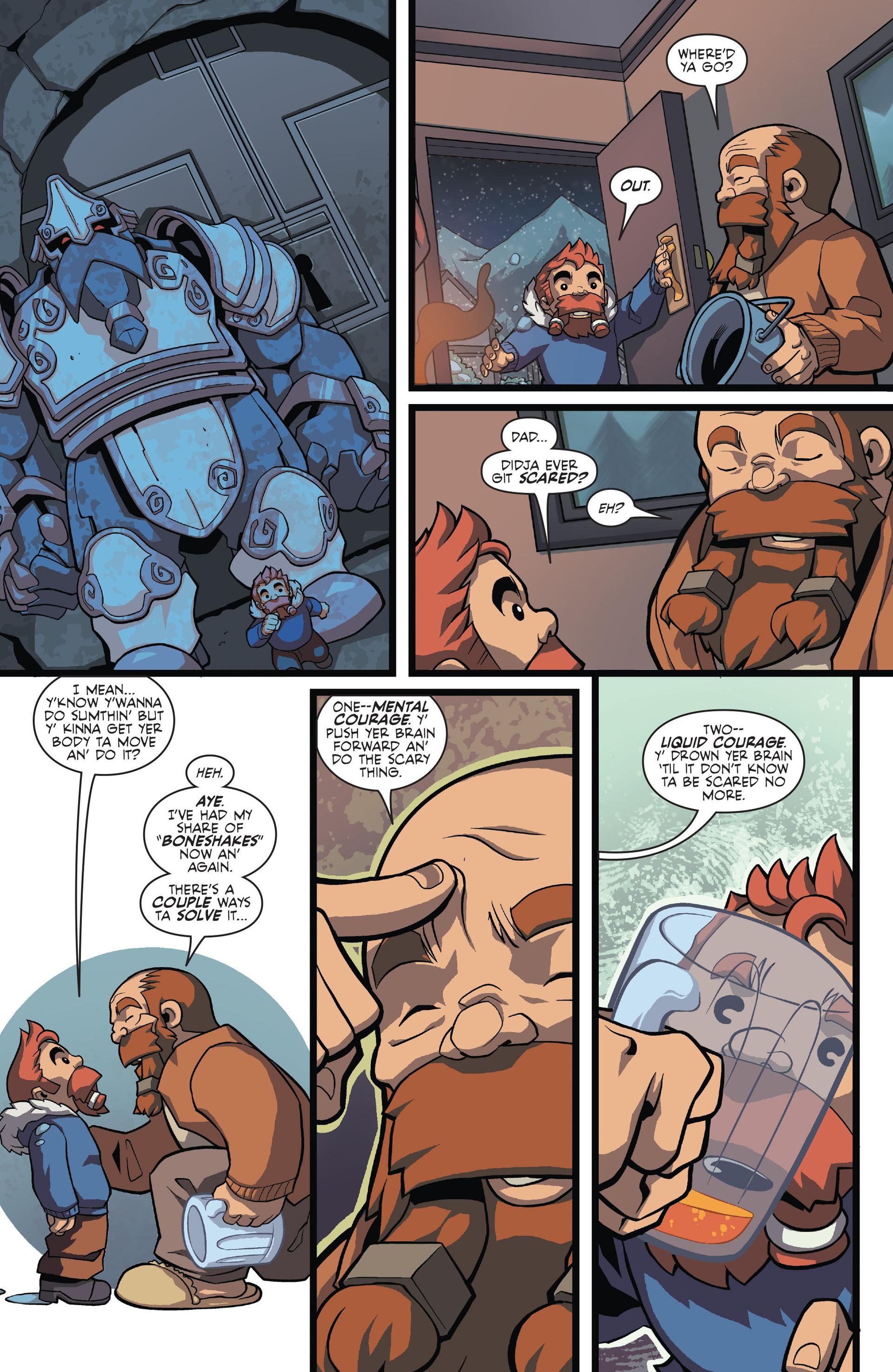 Read online Skullkickers comic -  Issue #26 - 18