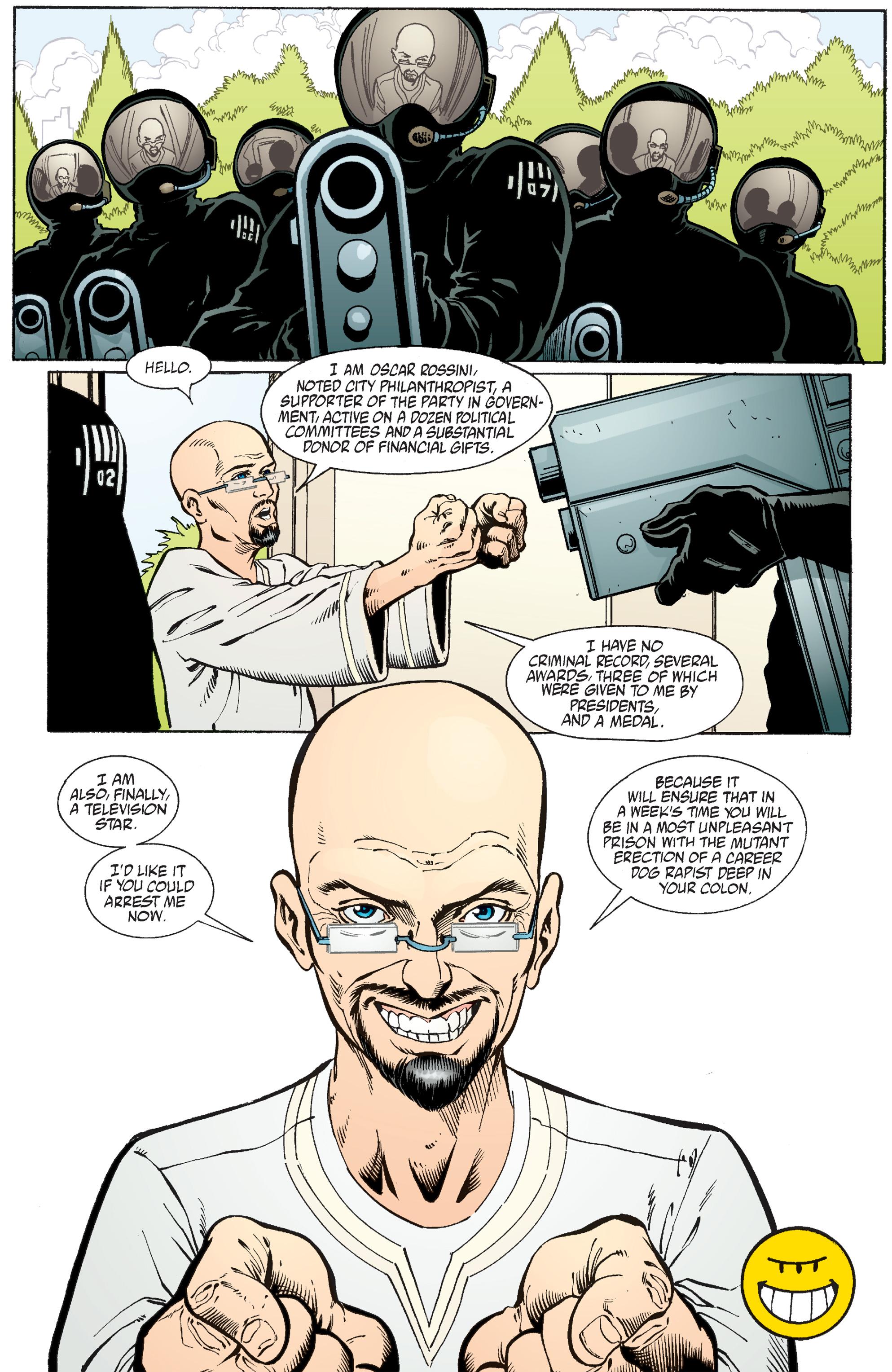Read online Transmetropolitan comic -  Issue #57 - 23