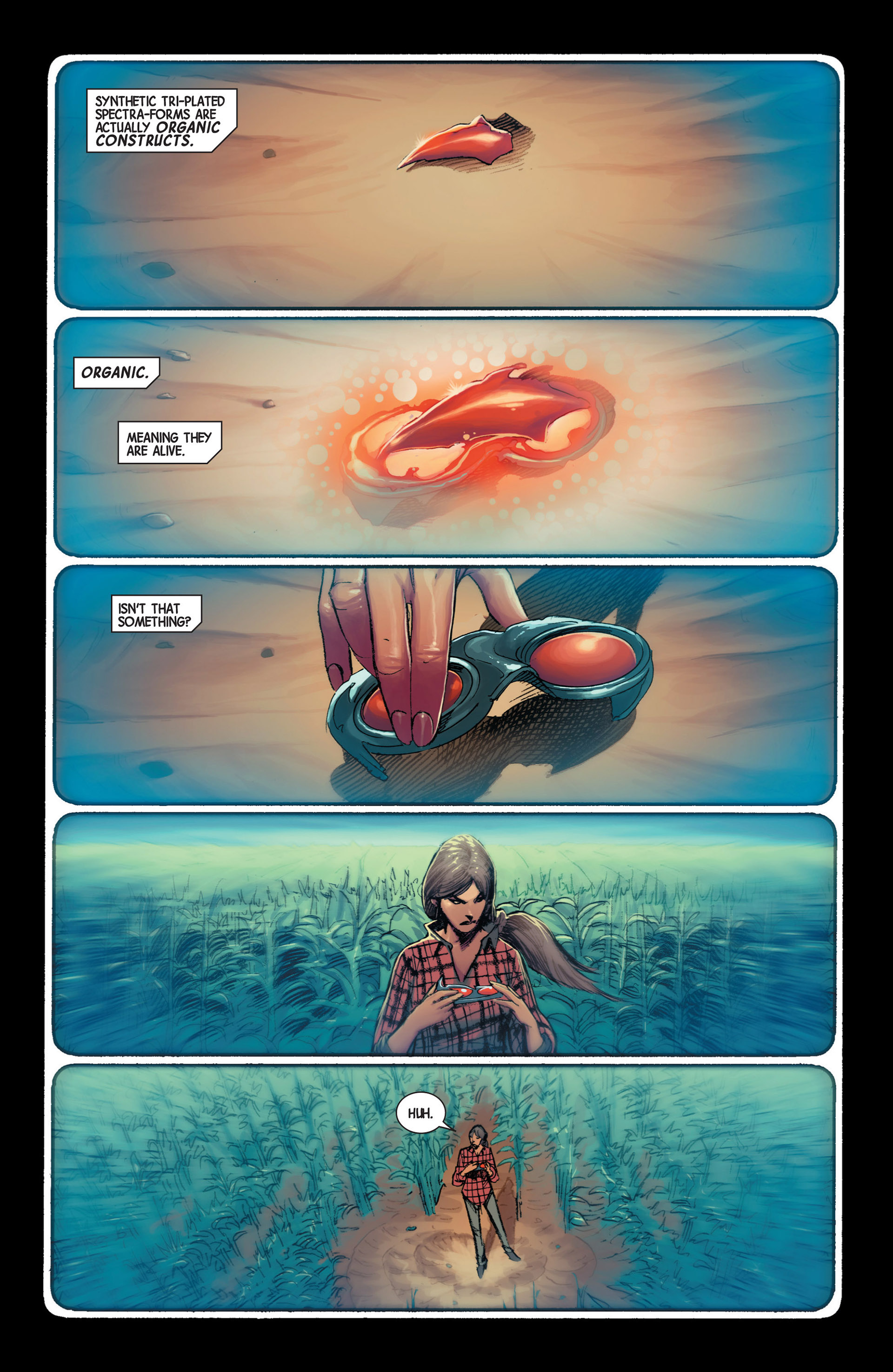 Read online Avengers (2013) comic -  Issue #5 - 5