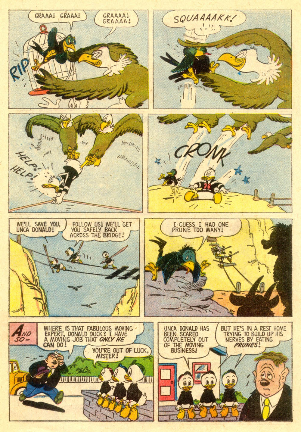 Walt Disney's Comics and Stories issue 222 - Page 12