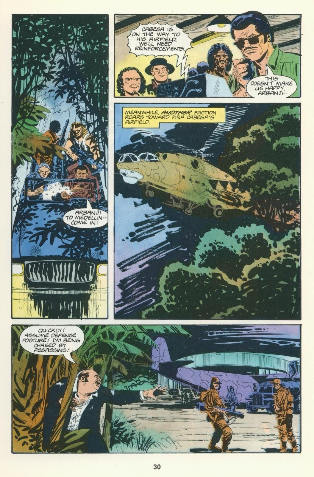 Warhawks issue 4 - Page 32