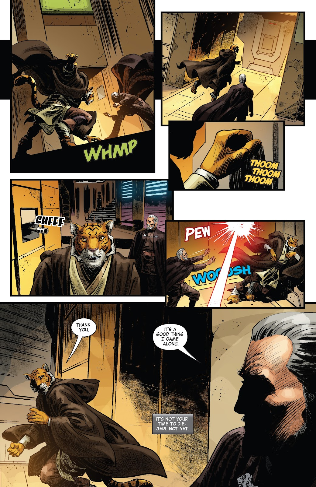 Read online Star Wars: Age of Republic - Count Dooku comic -  Issue # Full - 16