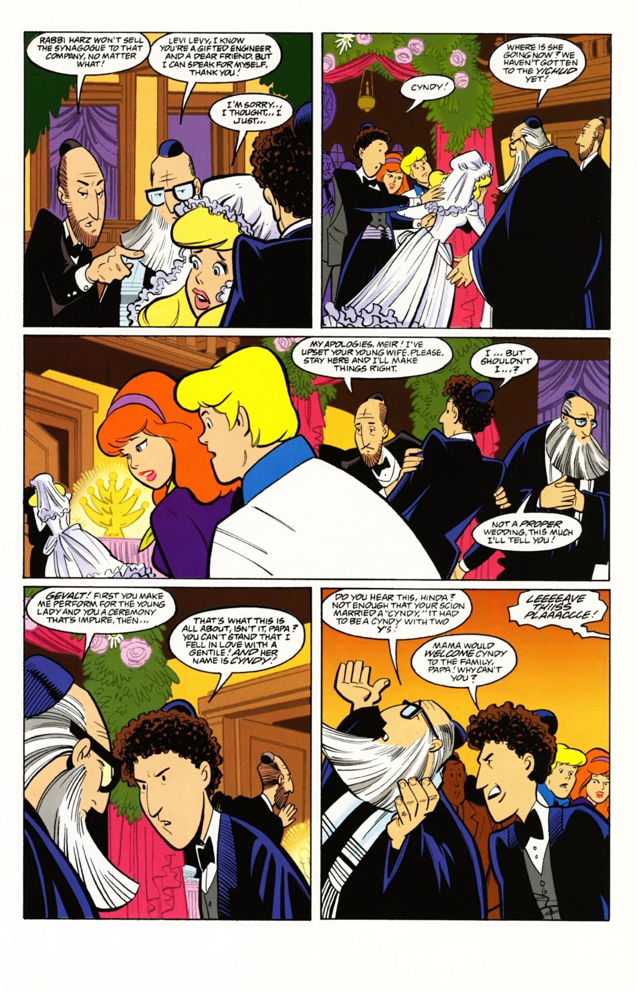 Read online Scooby-Doo: Where Are You? comic -  Issue #4 - 15