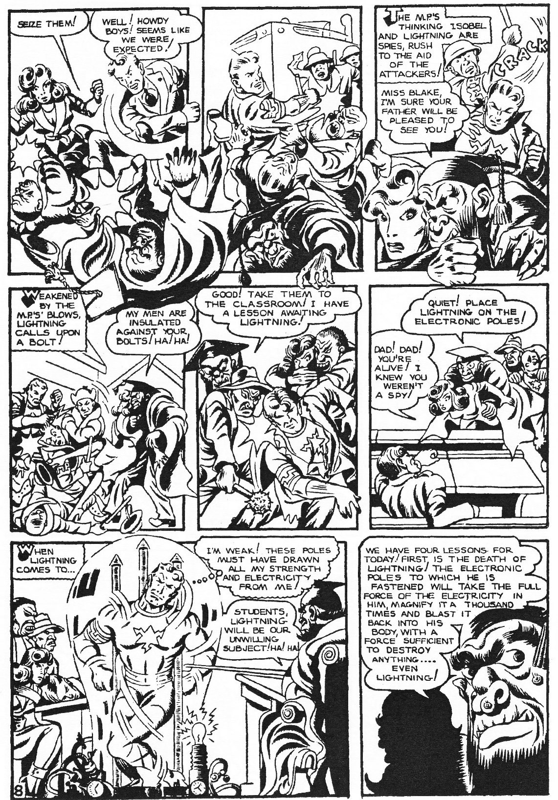 Read online Men of Mystery Comics comic -  Issue #82 - 48