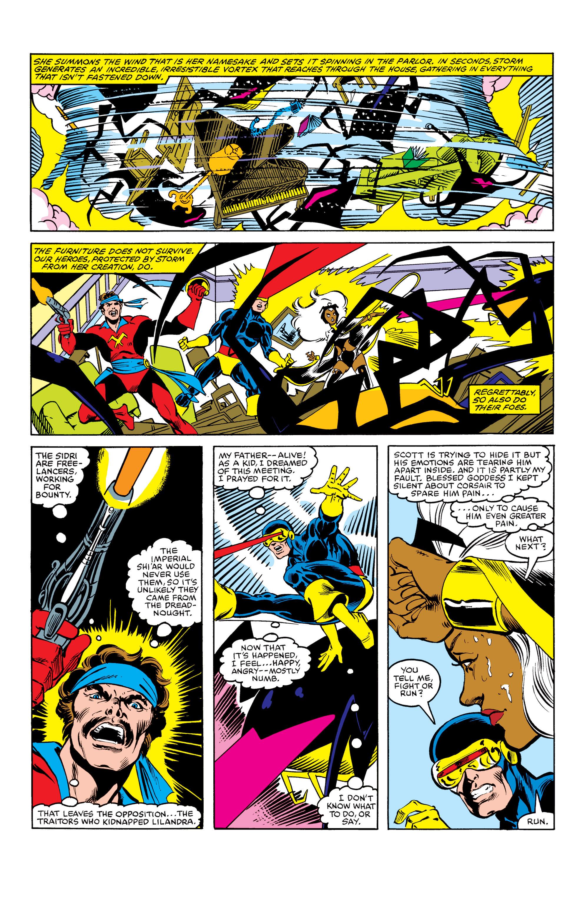 Read online Uncanny X-Men (1963) comic -  Issue #154 - 13