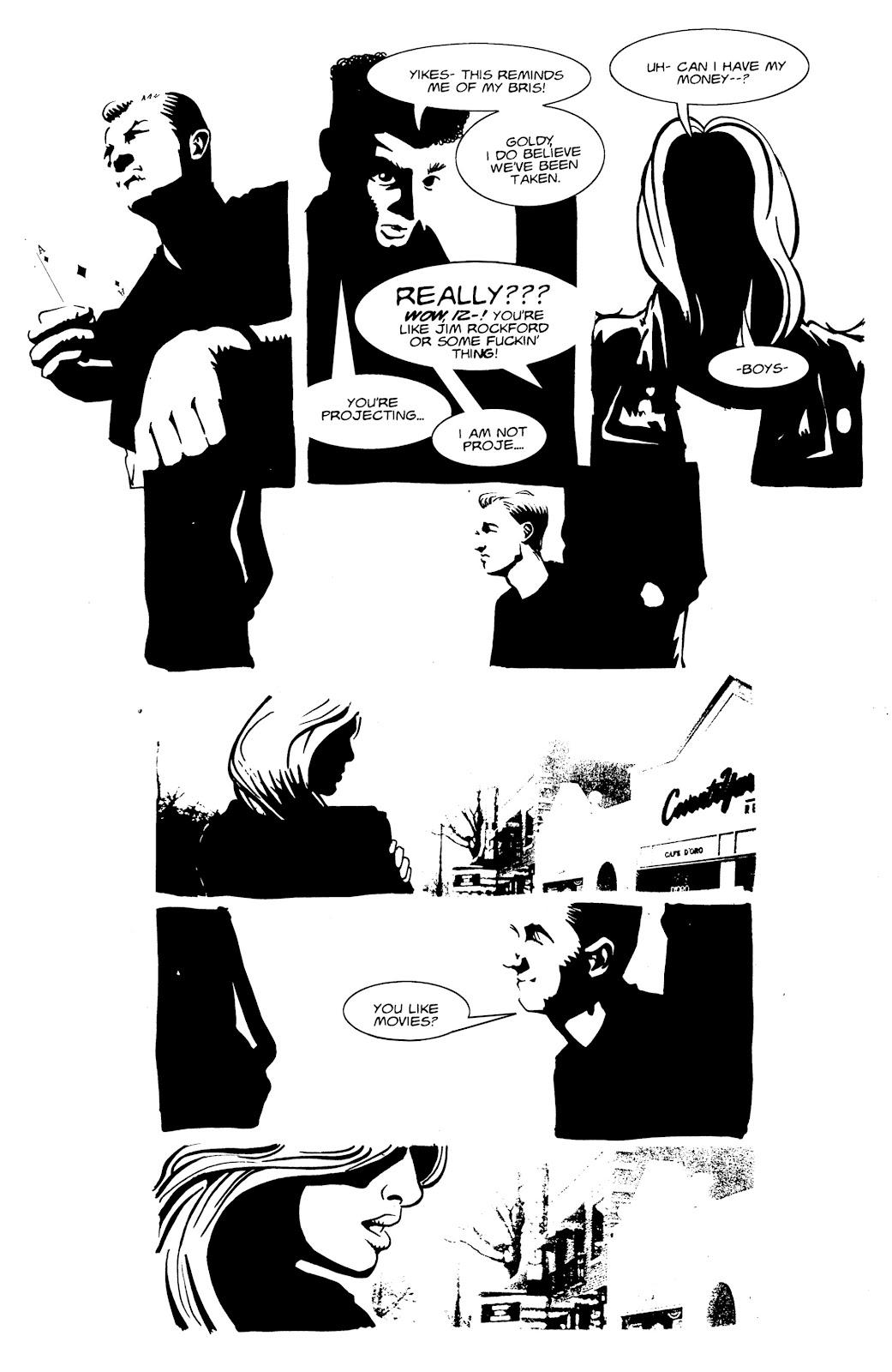 Read online Goldfish comic -  Issue # TPB (Part 1) - 41