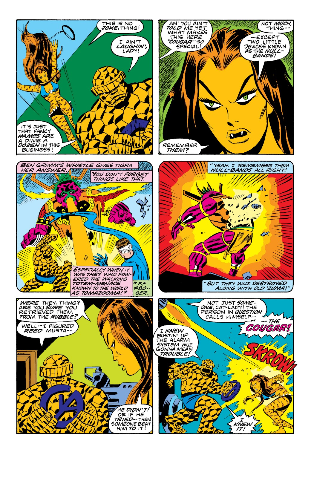 Read online Marvel Two-In-One Epic Collection: Cry Monster comic -  Issue # TPB (Part 4) - 109