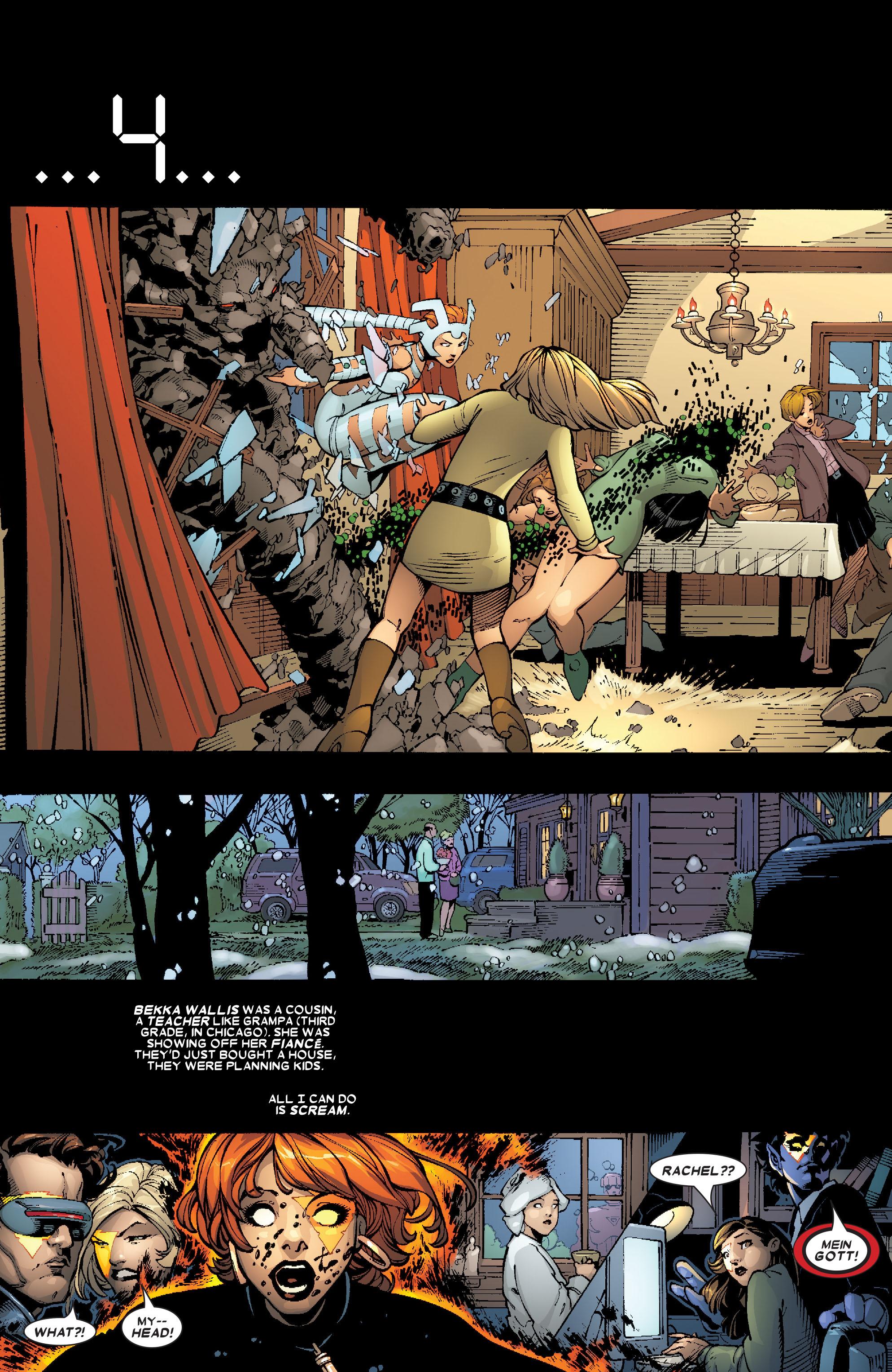 Read online Uncanny X-Men (1963) comic -  Issue #467 - 5